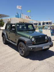 Jeep Wrangler 5 persons automatic cabrio